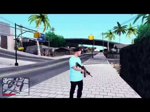 GTA SA - Graphics Pack + ENB Series Gta V 2014 HD + Link de Download