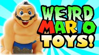 Weird Mario Toys