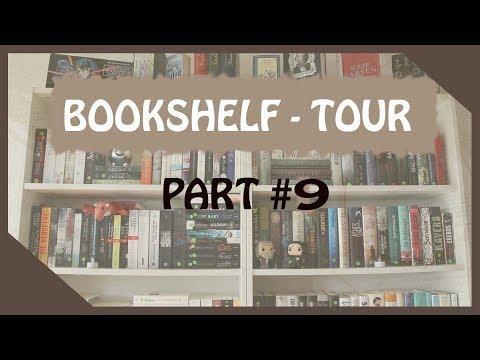 BOOKSHELF TOUR | PART #9