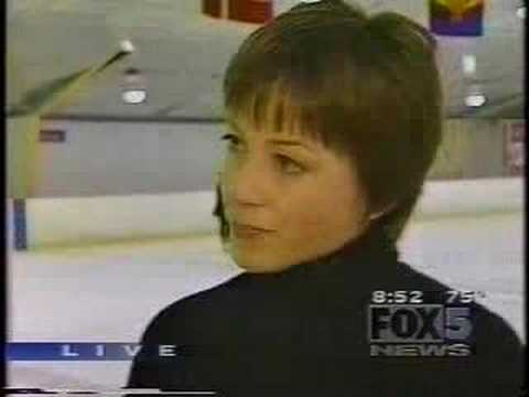 The Next Ice Age - Dorothy Hamill Kennedy Center Interview Video
