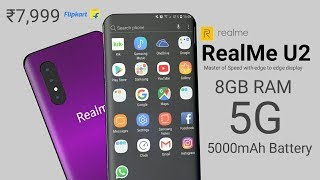 Realme U2 5G Introduction - Price specs and release date