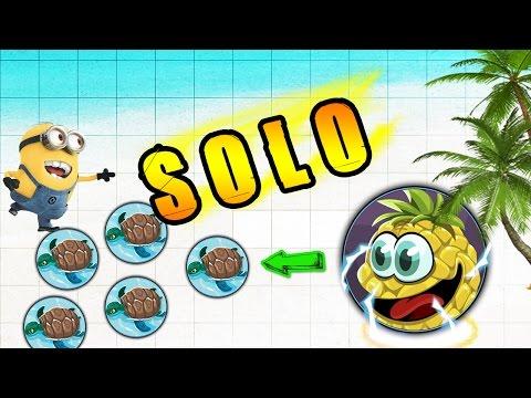 When enemies fail to solo me // AGARIO SOLO GAMEPLAYS