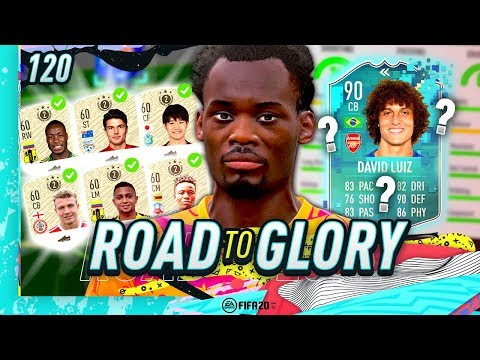 FIFA 20 ROAD TO GLORY #120 - UNBELIEVABLE!