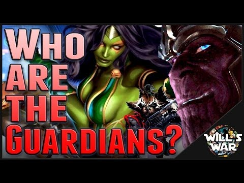 Guardians Of The Galaxy: 25 Mind-Blowing Facts - Will's War