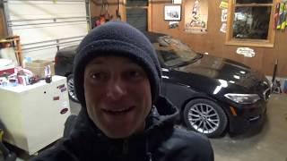 BMW Tail Light MALFUNCTION! (Russian Repair)