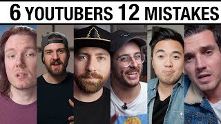Mistakes New Youtubers Make \u0026 15 Tips to Avoid Them