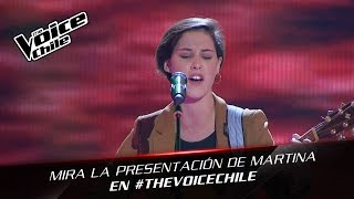 The Voice Chile | Martina Petric - One