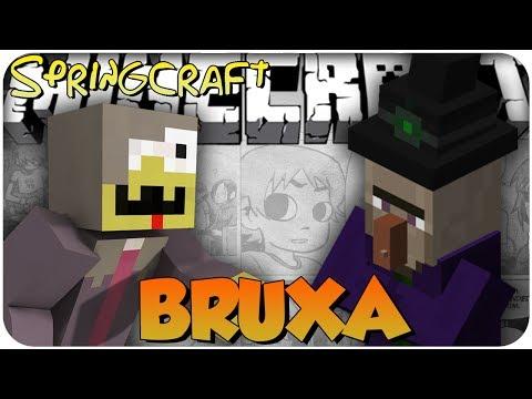 Minecraft: Springcraft #4 Malena, A Bruxa! video