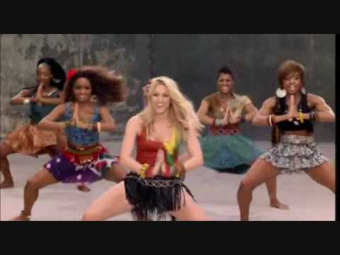 video de la nueva cancion de shakira:
