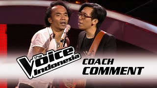 Kerennya Kaka & Mahawaditra Akustikan Bareng   The Blind Audition Eps 2   The Voice Indonesia 2016