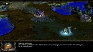 06 - The story of Warcraft III: Reign of Chaos (2002) - Path of the Damned (HD)