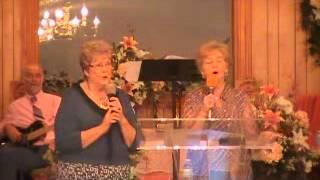 Blessed Assurance Temple  Linda Thomas & Tina Grant