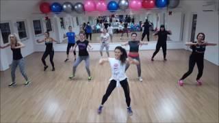 """Download Lagu Shakira ft Maluma - """"Chantaje"""" Zumba Fitness Choreography Gratis STAFABAND"""