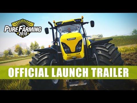 Pure Farming Game