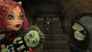 "MONSTER HIGH.LA SERIE.2ª TEMPORADA.""EL CASTILLO EMBRUJADO"". Capítulo 9"