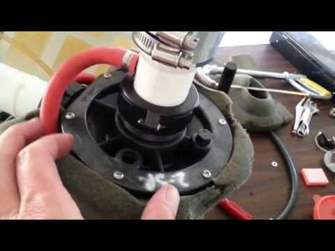 Softub T300 Leaking Motor Repair How To Make Do