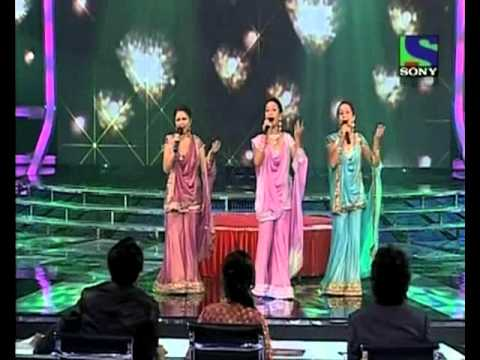 X Factor India - Sajda Sisters win hearts with Tumko Piya Dil...