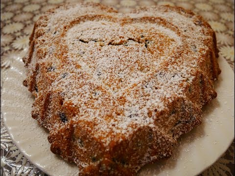 ПИРОГ Простой и быстрый рецепт ПИРОГ на СМЕТАНЕ с чёрной смородиной ЛЕНИВЫЙ пирог Quick recipe