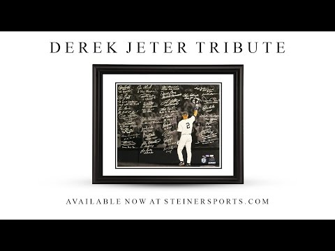 The Derek Jeter Tribute Piece