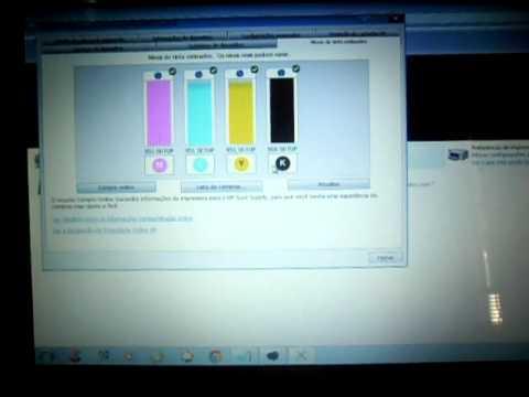 Manual Desbloqueio HP PRO 8100/8600 gratis