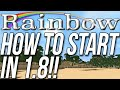How To Start A Rainbow Server In Minecraft 1.8 (Get Plugins On Your 1.8 Server!!)