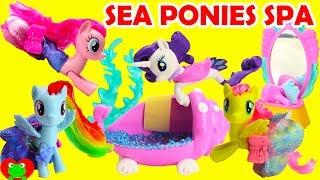 My Little Pony Makeover Rarity Undersea Sea Ponies Spa