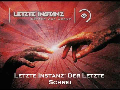 Letzte Instanz - Der Letzte Schrei