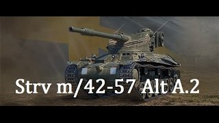 Strv m/42-57 Alt A.2 Ace Tanker / First Impressions