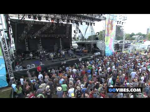 "Leftover Salmon performs ""Dixie Chicken"" at Gathering of the Vibes Music Festival 2014"