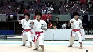 空手道部 「第55回全日本大学空手道選手権大会~女子・形~」