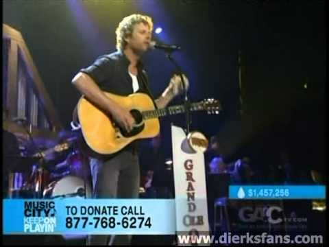 Dierks Bentley - You Hold Me Together