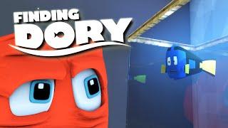 Minecraft Parody - FINDING DORY! - (Minecraft Animation)