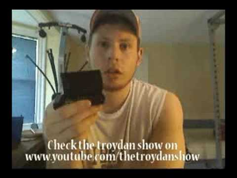 Registering ufc.com - The Troydan Show