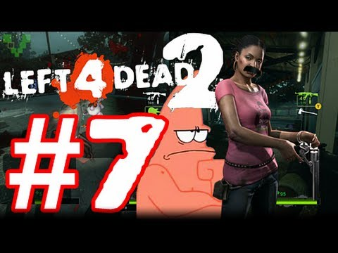 Vash And Yoshie Play Left 4 Dead 2 P.7 - F*ck You Guys!