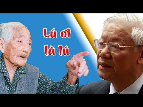 Cụ bà Thanh Hóa với bài chửi kinh điển khiến Nguyễn Phú Trọng tức h.ộc m.áu | Live Tv