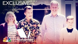 Download Lagu The Voice 2018 - Britton Buchanan and Jackie Verna (#UseYourVoice) Gratis STAFABAND