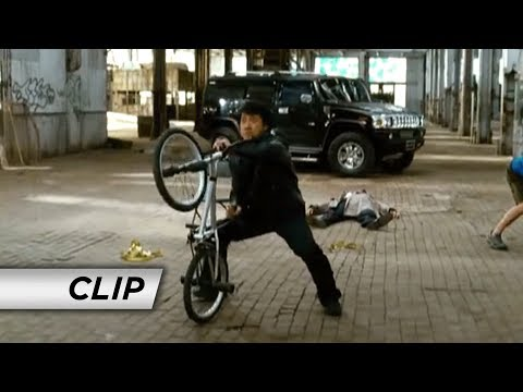 The Spy Next Door - Bike Fight