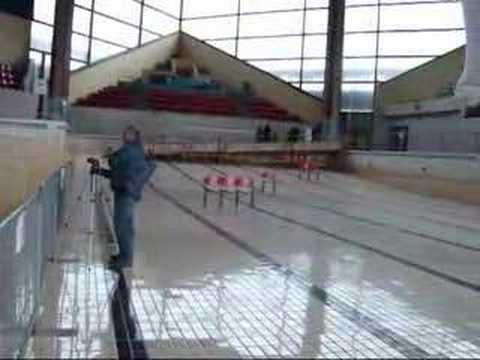 Leeds International Pool Empty Youtube