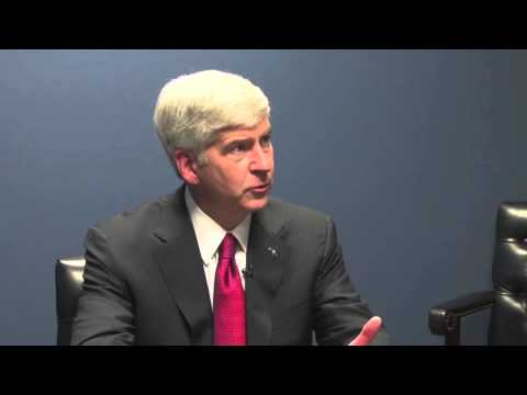 Governor Rick Snyder on Immigration Reform