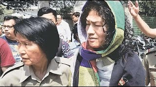 Irom Sharmila To End 15-Year-Long Fast