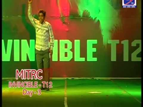Alwar Mitrc In Rajasthan College Function Invincible T12 Dance video