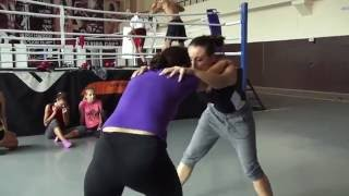 Fight Girls part 1 2 2
