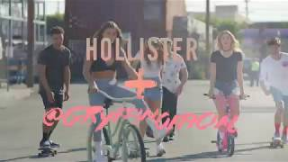 Hollister Co.: The Co. Stands for Comfort