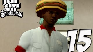 Grand Theft Auto - San Andreas Gameplay | Part 15 - DONT CRASH THE CAR!! OMFG