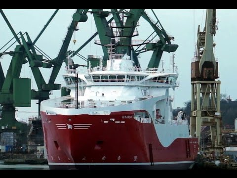SIEM AIMERY, Cable Lay Vessel