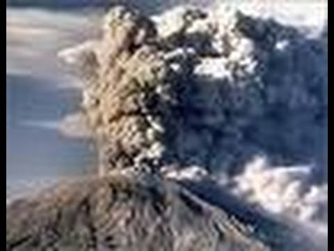 Mount St. Helens Eruption