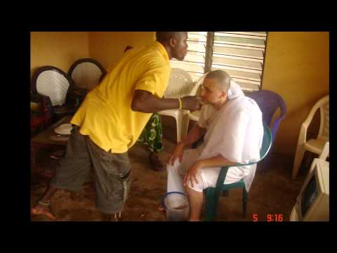 Iniciação em Ifa - Ile Ife - Nigeria
