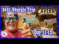 Headed To Sturgis • Jungle Cruise • Sickies Garage • Black Hills Caverns • KOA • Day 11-12