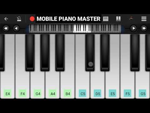 Ruk Ja O Dil Deewane Piano|Piano Keyboard|Piano Lessons|Piano Music|learn piano Online|Piano Online