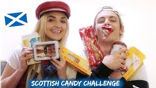 Scottish Candy Challenge w ROSS | Rydel Lynch